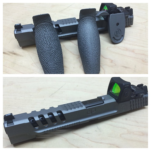 Cerakote Extra Parts with Slide
