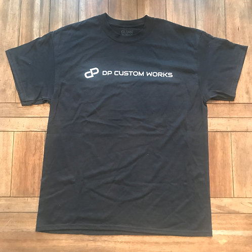DP Black T-shirt - DP Custom Works