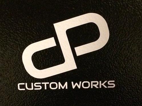 """DP Die Cut Sticker 6"""""""