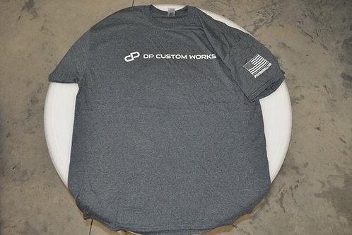 DP Dark Grey T-shirt - DP Custom Works