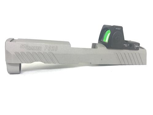 Sig P320 Optic Cut