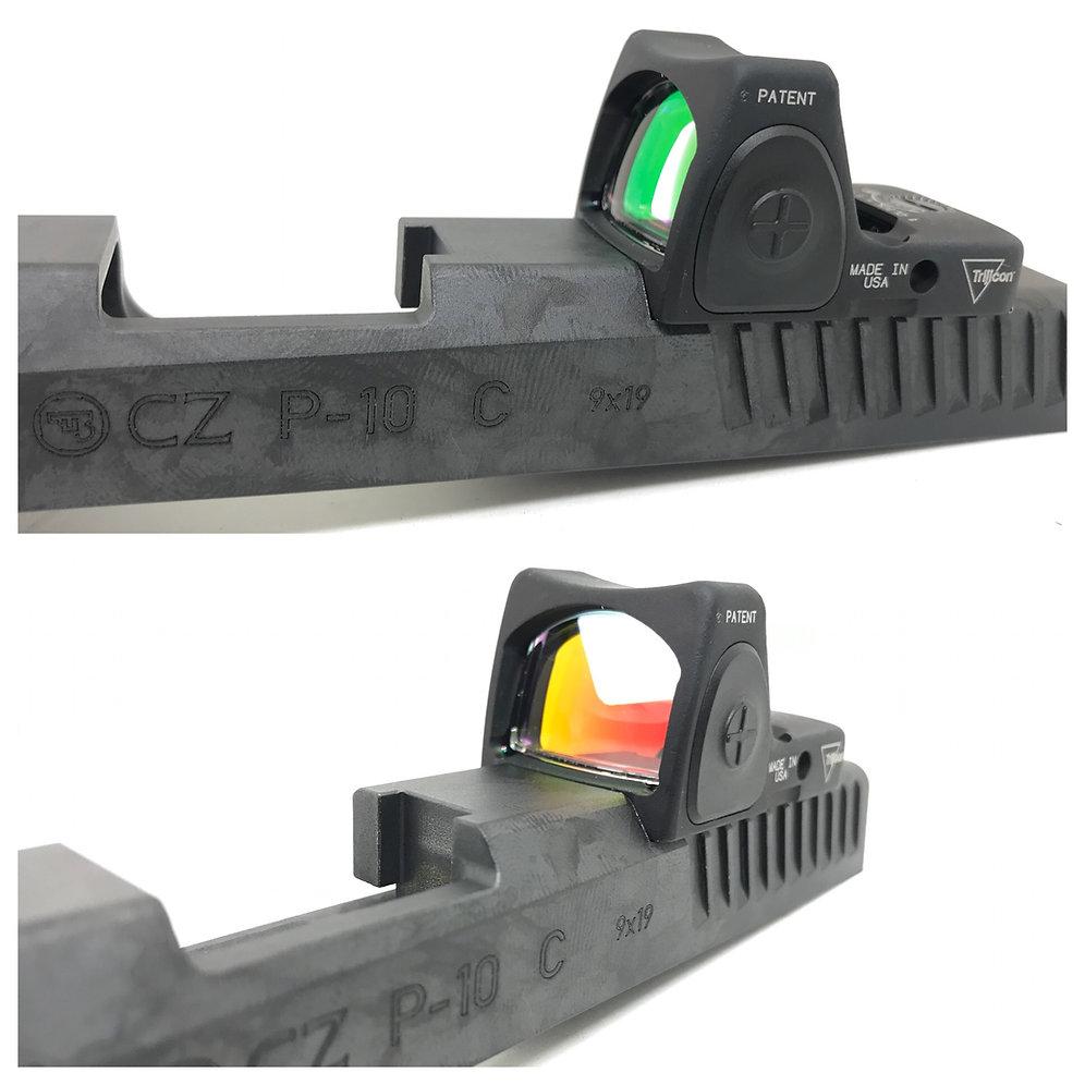 Cz P10c Optic