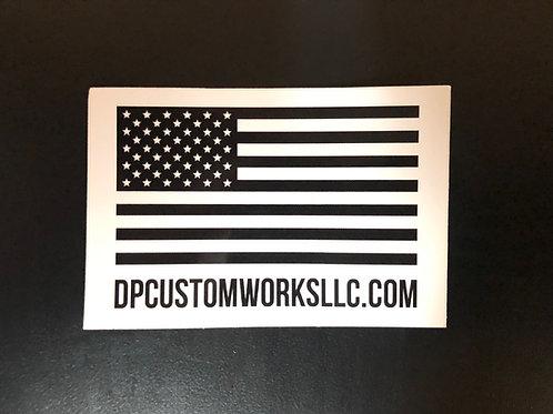 DP Sticker - 2x3