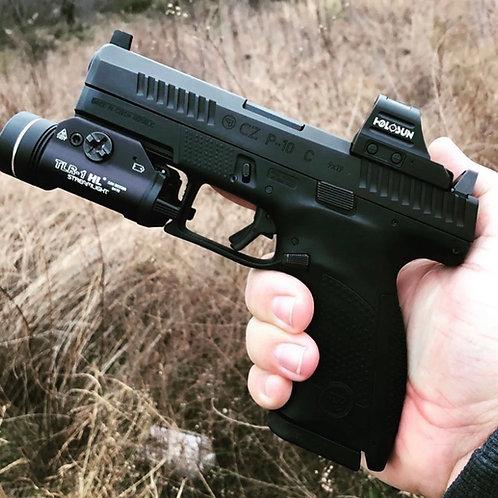 CZ P10C/S Optic Cut