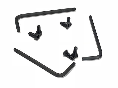 Optic Cut & Cover Plate Screws