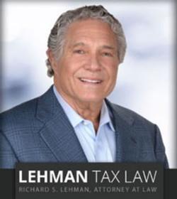 Richard S. Lehman U.S. Tax Attorney