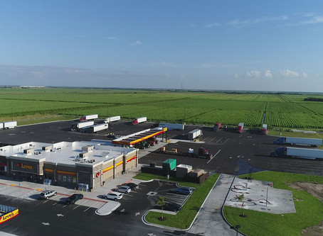 A Land of Opportunity for Glades County's Distribution Business Development