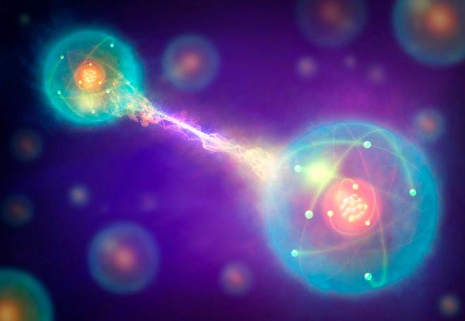 Quantum Entanglement in Distant Healing