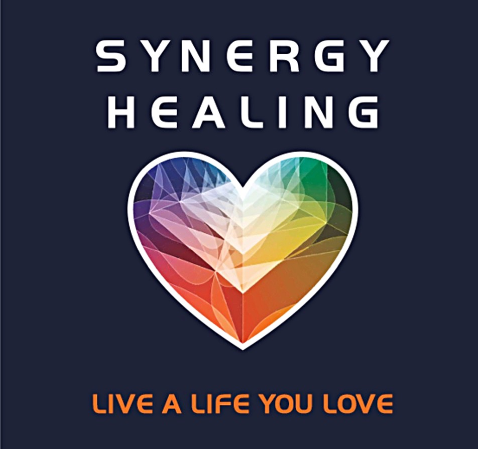 Synergy Healing:Live a life you love