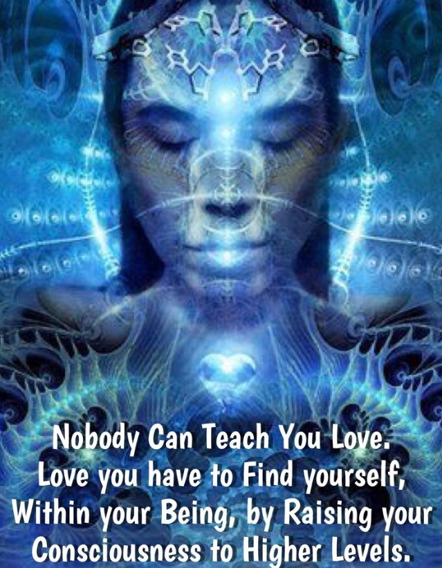 Raise your Level of Consciousness