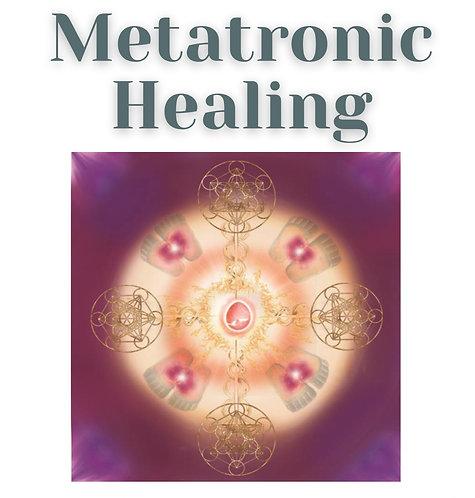 Metatronic Healing