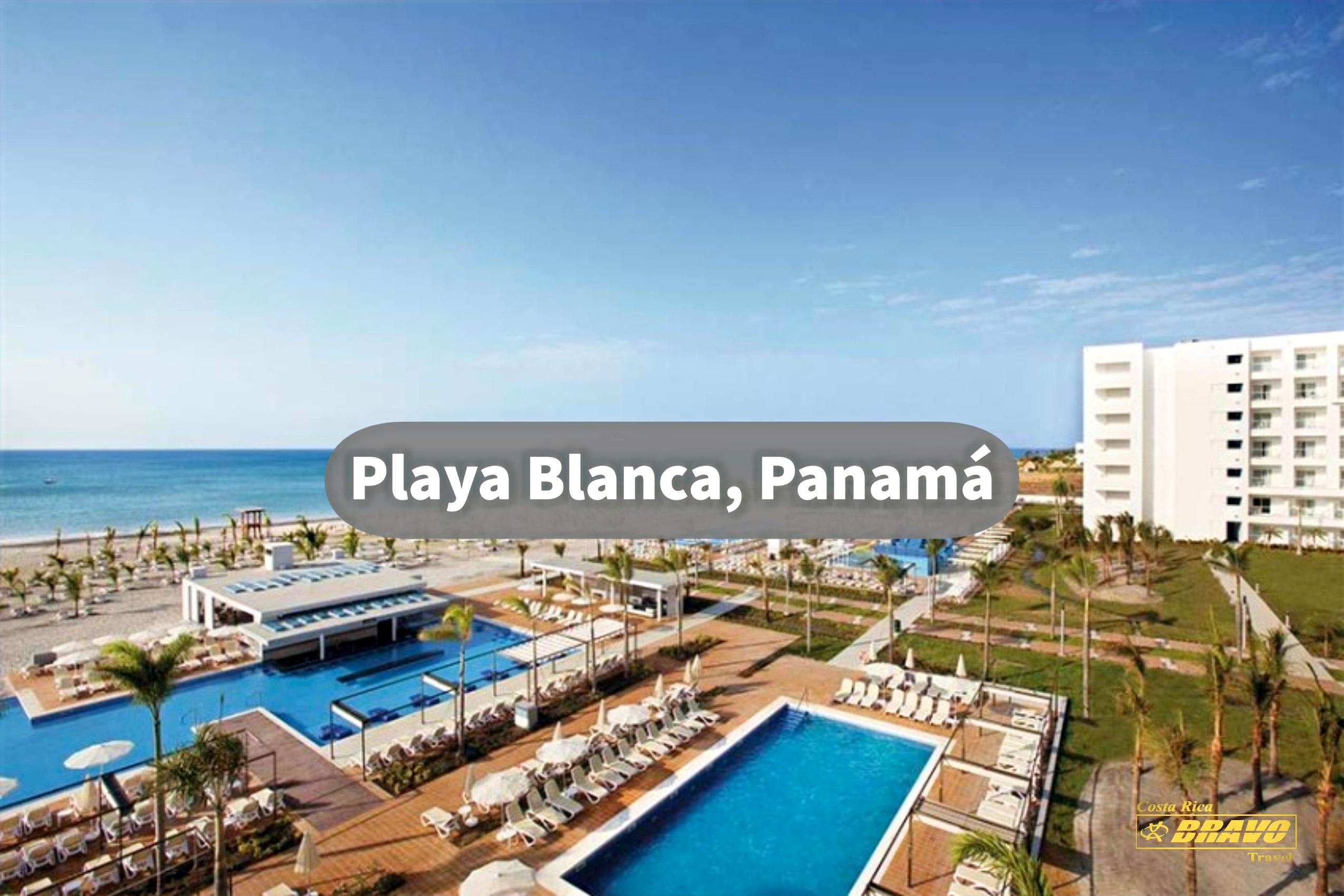 Playa Blanca, Panamá