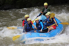 Tour de aventura en Costa Rica