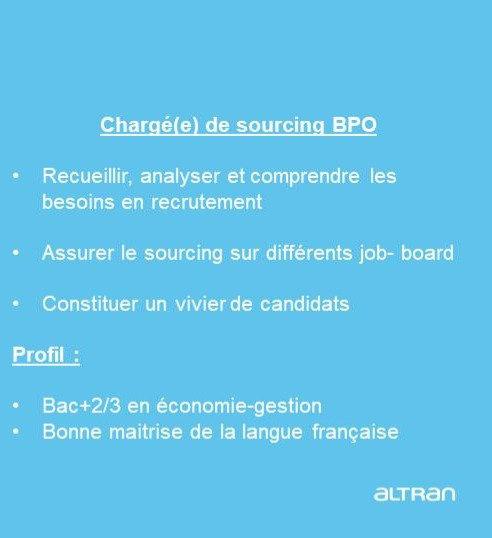 Sourcing BPO