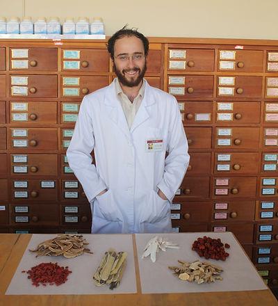 Daniel Feld Acupuncture Israel