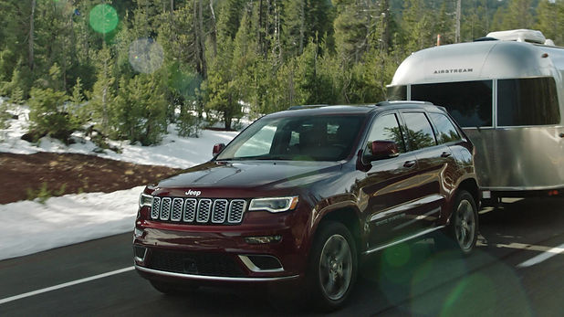 Jeep Cherokee Commercial