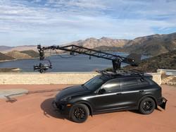 Porsche - Subaru Legacy Shoot