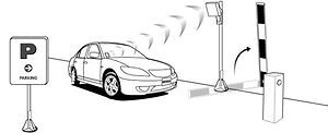 RFID-for-Parking-Vehicle-Security-Access