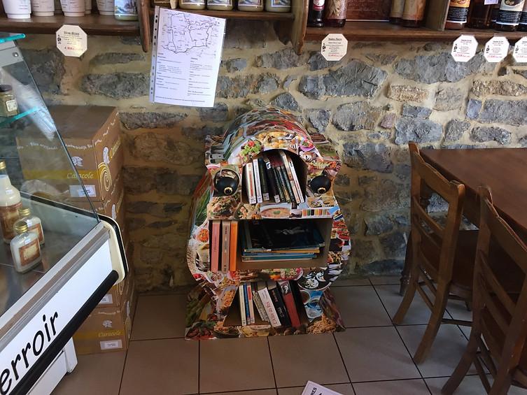 boîte à livres Oignies - Viroinval