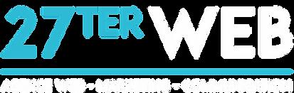 Logo de 27terweb - Agence de web-marketing et communication