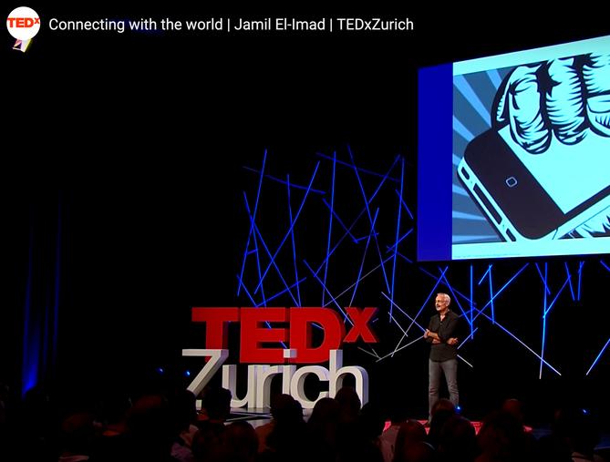 Jamil El-Imad, TEDxZurich