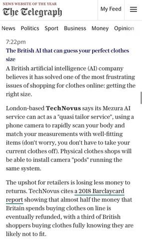 The British AI