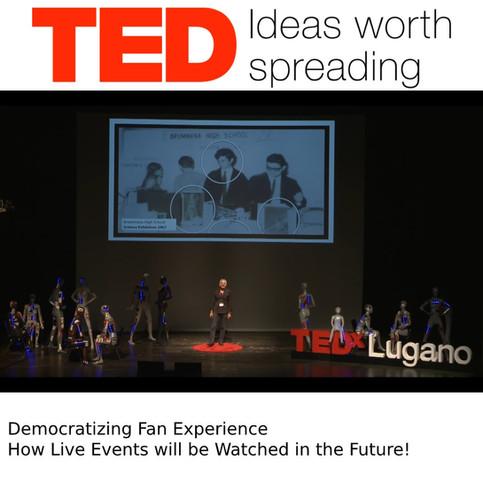Jamil El-Imad TEDxLugano