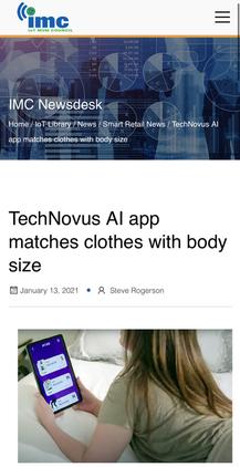 TechNovus AI App