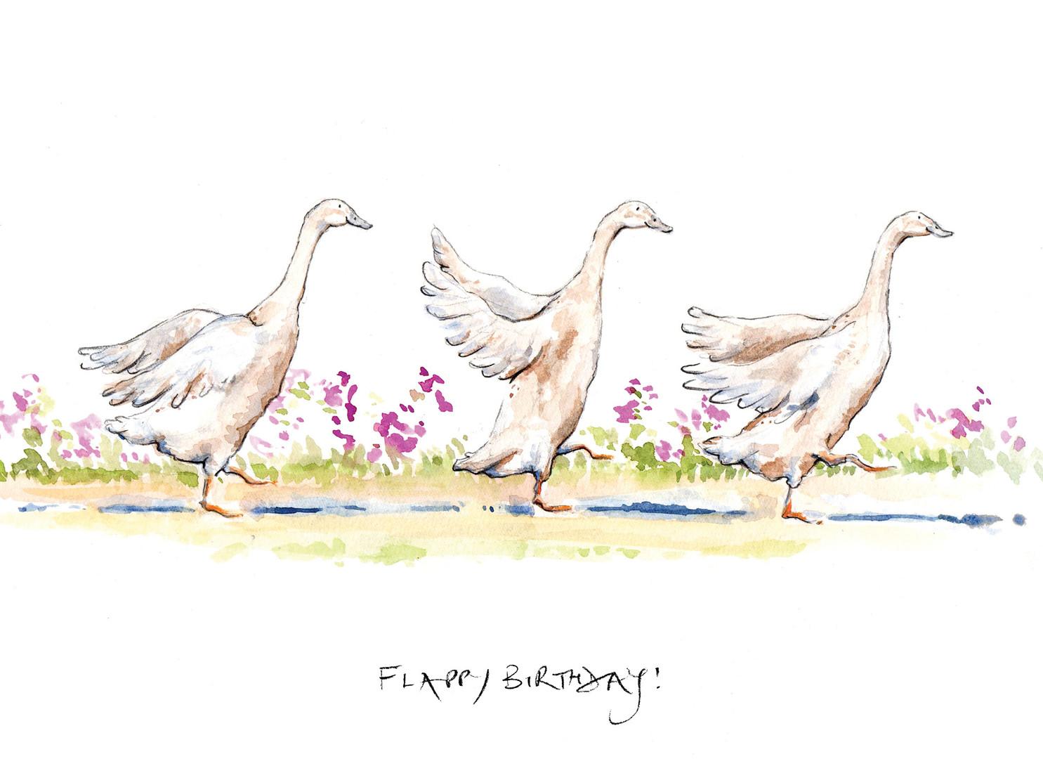 Flappy Birthday