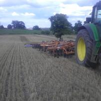 Whatton Farm Tractor