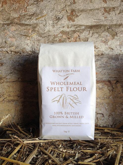 Whatton Farm Wholemeal Spelt Flour 1.5kg