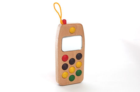 Wooden Phone