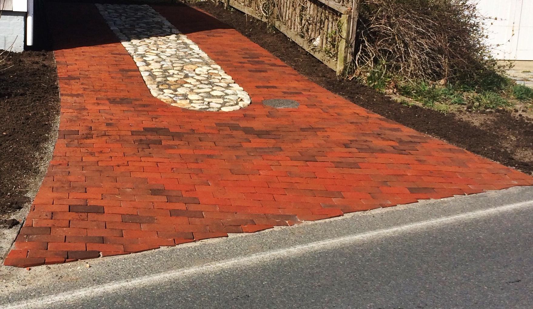 Brick and Cobble
