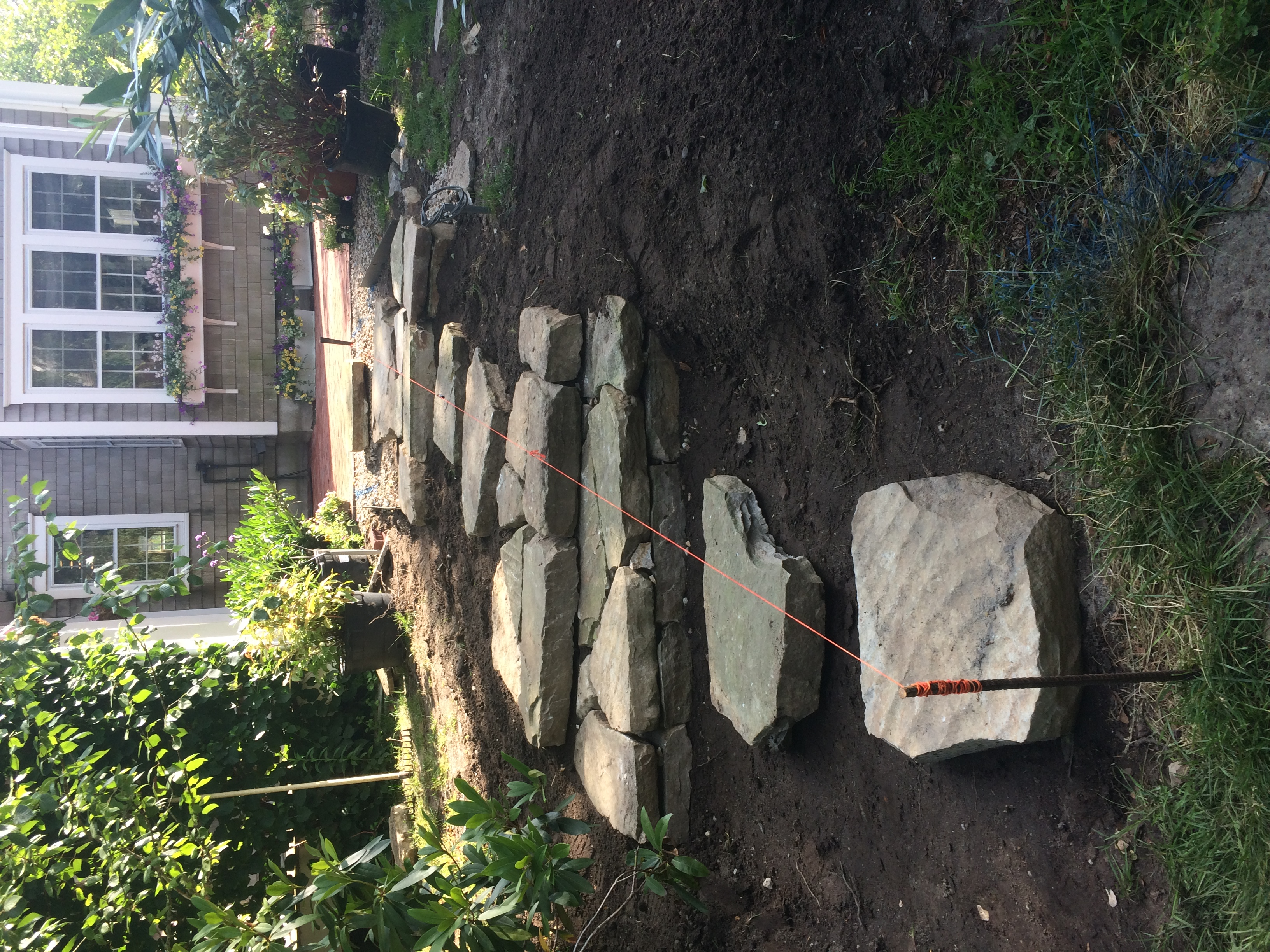 Nantucket Stonework