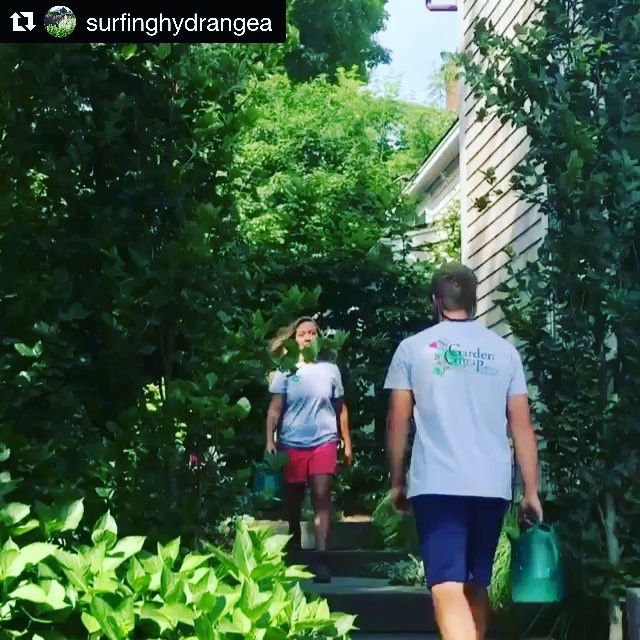 #Repost _surfinghydrangea Thanks for the feature!! ・・・_This week's FRIDAYS IN THE FIELD_ a fun actio