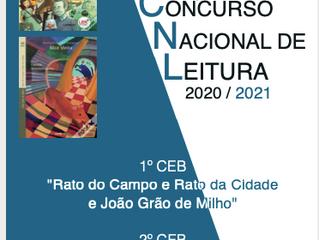 Concurso Nacional de Leitura - fase municipal