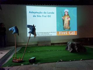 Adaptação da Lenda de São Frei Gil