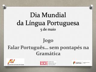 Falar português... sem pontapés na gramática