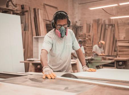La diferencia entre carpintero y ebanista
