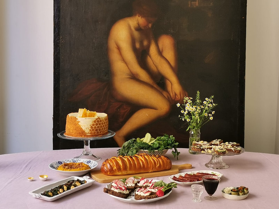 Catering page painting full table.jpg