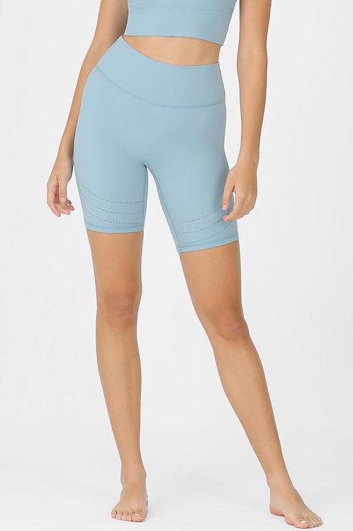 Dazzle Biker Shorts