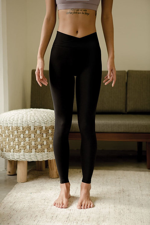 Acceptance Performance Tights - Classic Black