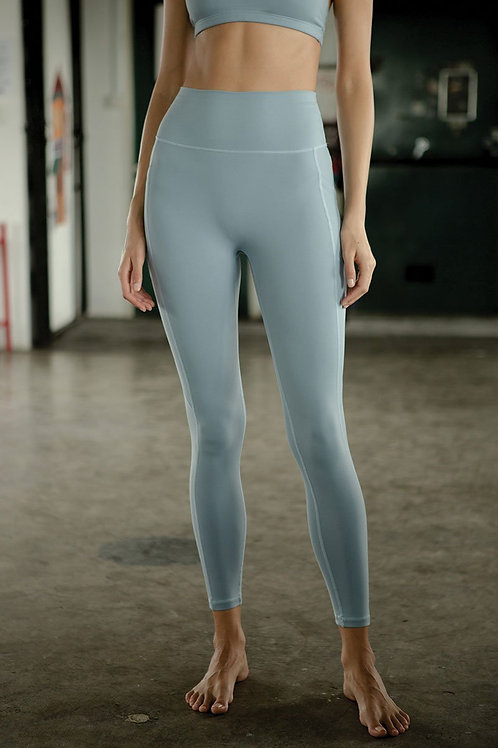 Radiate High-Rise Performance Tights - Mountain Spring