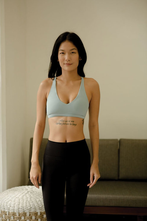 Envision Active Sports Bra - Forget Me Not