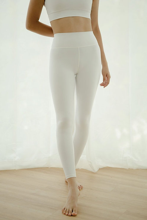 Novelty Elite Performance Tights - Pure White
