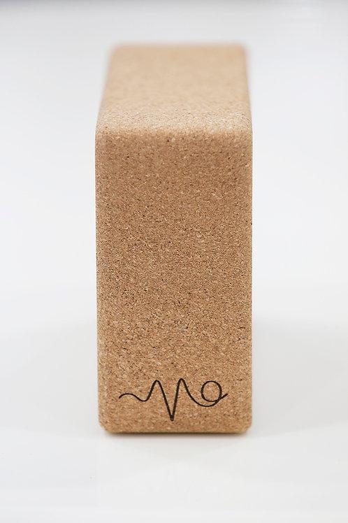 Premium Cork Yoga Block