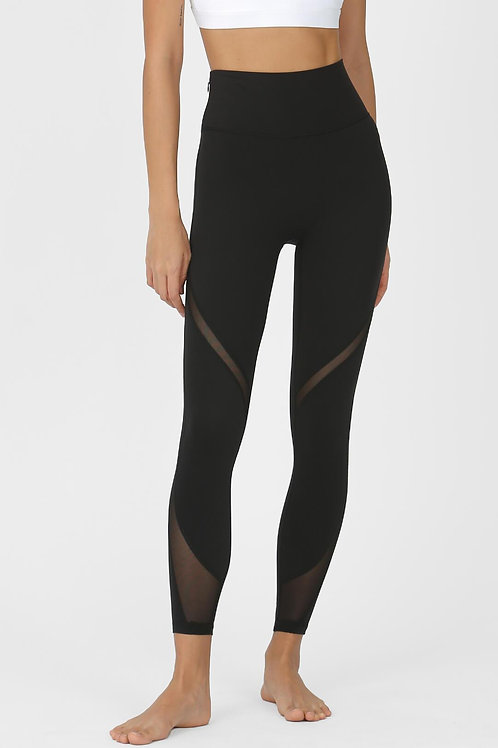 Connect Mesh Tights
