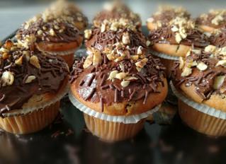 Muffin gourmand sans gluten ni lactose
