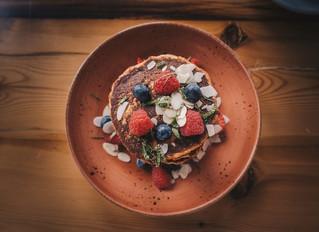 Nutrition - Recette Pancake Coco - Chia
