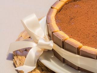 Recette : Gâteau sans gluten & sans lactose - Génoise aux amandes - mousse au chocolat